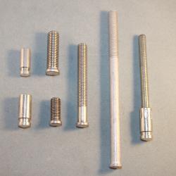 Aluminium stud type SC and Bi-metal studs for an aluminium underground
