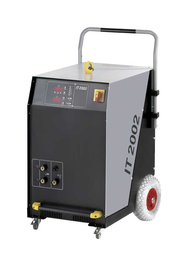 IT 2002 stud welding machine