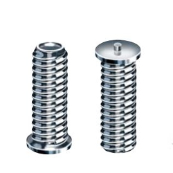 Threaded stud type PT for CD- stud welding